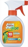 SUN ALOE opaľ.emulzia OF 10 v spreji,300ml