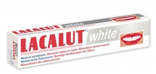 Lacalut WHITE 75ml